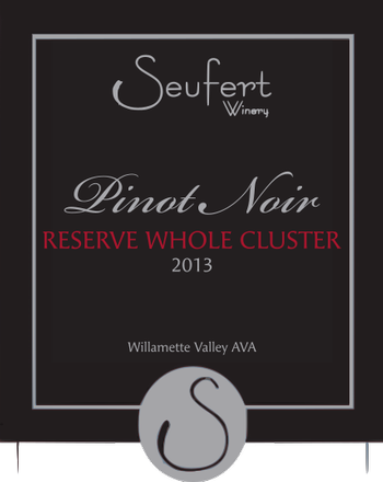 2013 Whole Cluster Pinot Noir