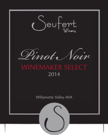 *New Release* 2014 Winemaker Select Pinot Noir