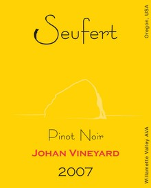 2007 Johan Vineyard Pinot Noir