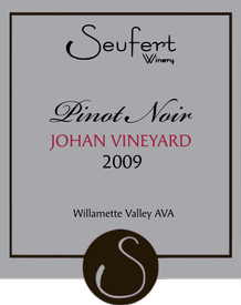 2009 Johan Vineyard Pinot Noir