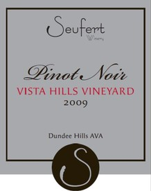 2013 Vista Hills Vineyard Pinot Noir