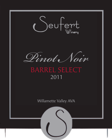 2011 Barrel Select Pinot Noir