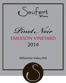 2014 Emerson Vineyard Pinot Noir